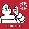 MICHELIN Guide Europe 2019 アイコン