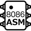 8086 Assembly Compiler アイコン