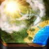 Weather Cast HD : Live World Weather Forecasts & Reports with World Clock for iPad & iPhone アイコン